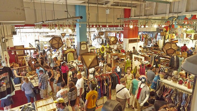 30 Flea Markets to Visit That Are Open YearRound 丝绸之路