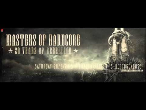 Neophyte LIVE @ Masters of Hardcore - 20 Years Of Rebellion - Liveset