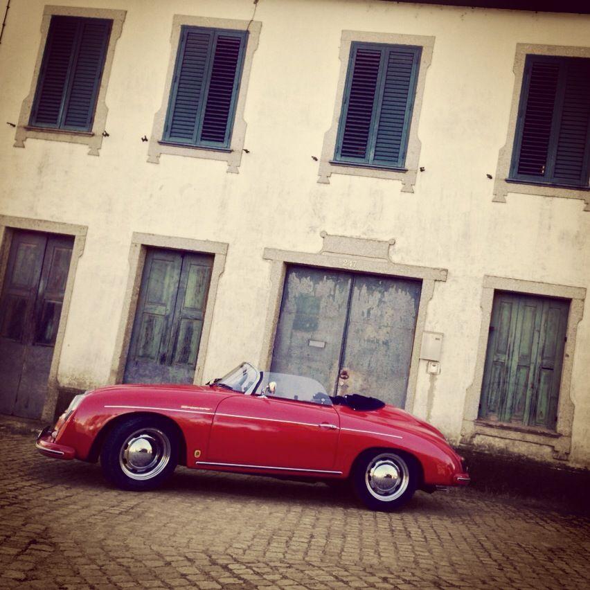 356 Speedster Look @ antoniocarvalheira.com