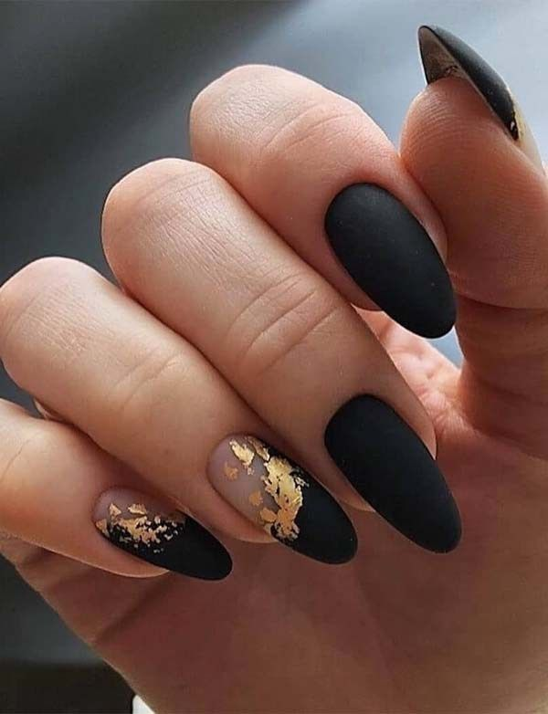 Photo of Fabulous Black Nail Arts and Images for Ladies in 2019