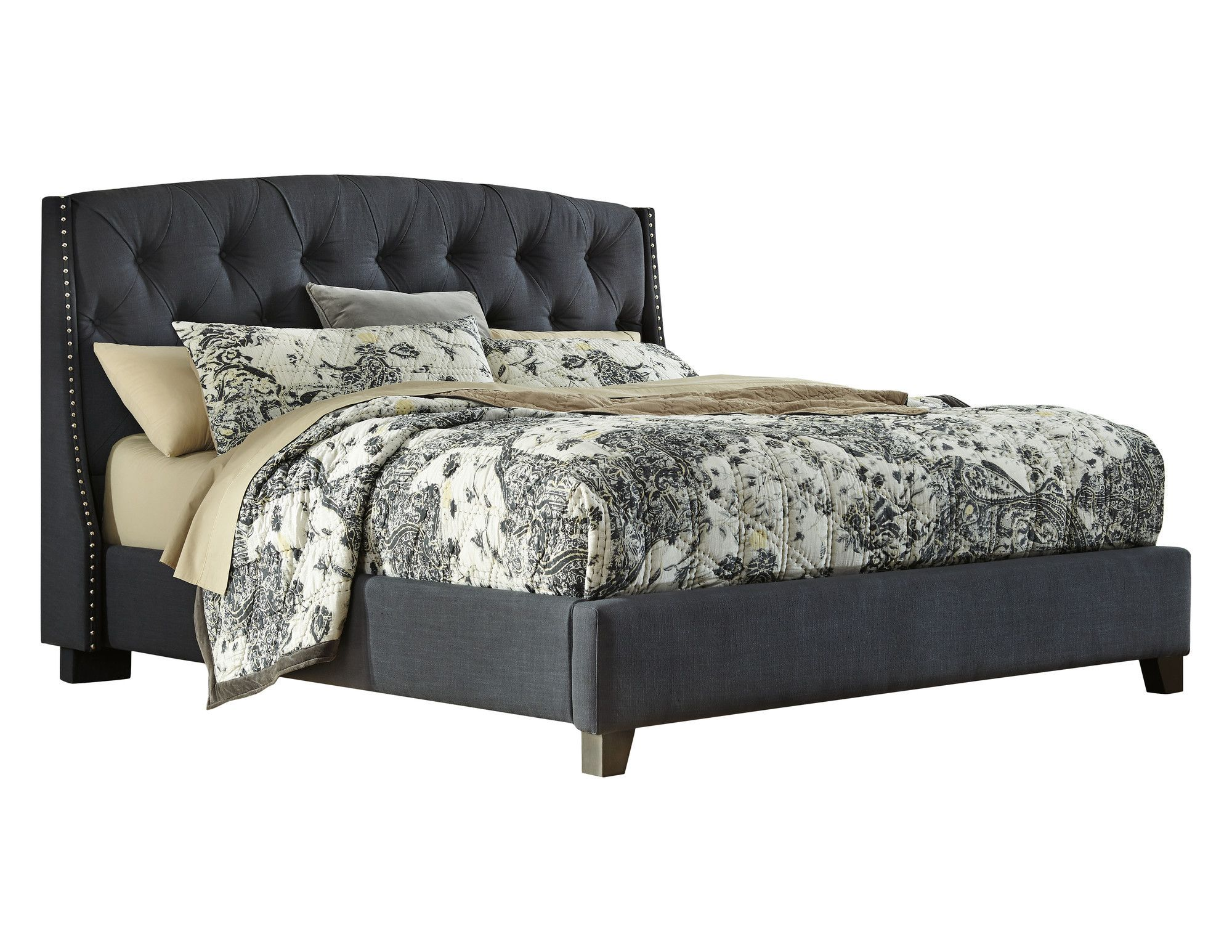 Signature Design By Ashley Upholstered Headboard & Reviews