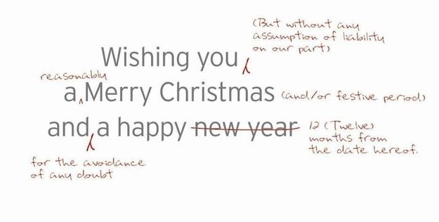 Merry Christmas From Your Lawyer With Images Merry