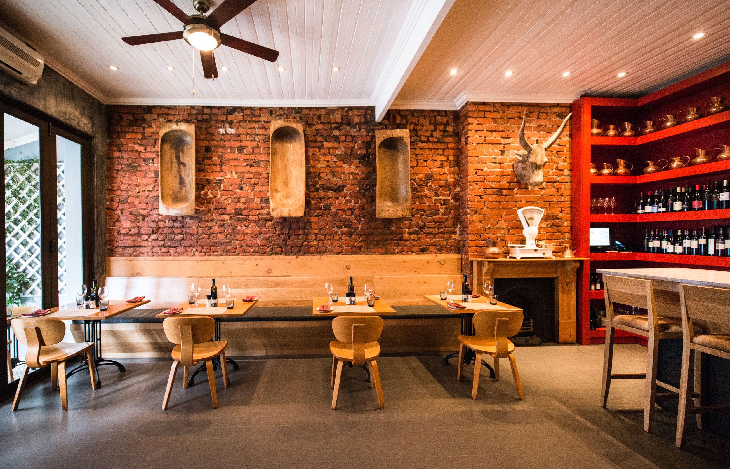 Carne On Kloof Designed By InHouse Brand Architects #inhouse #carne  #restaurant #design