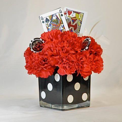 diy casino centerpieces - Yahoo Image Search Results