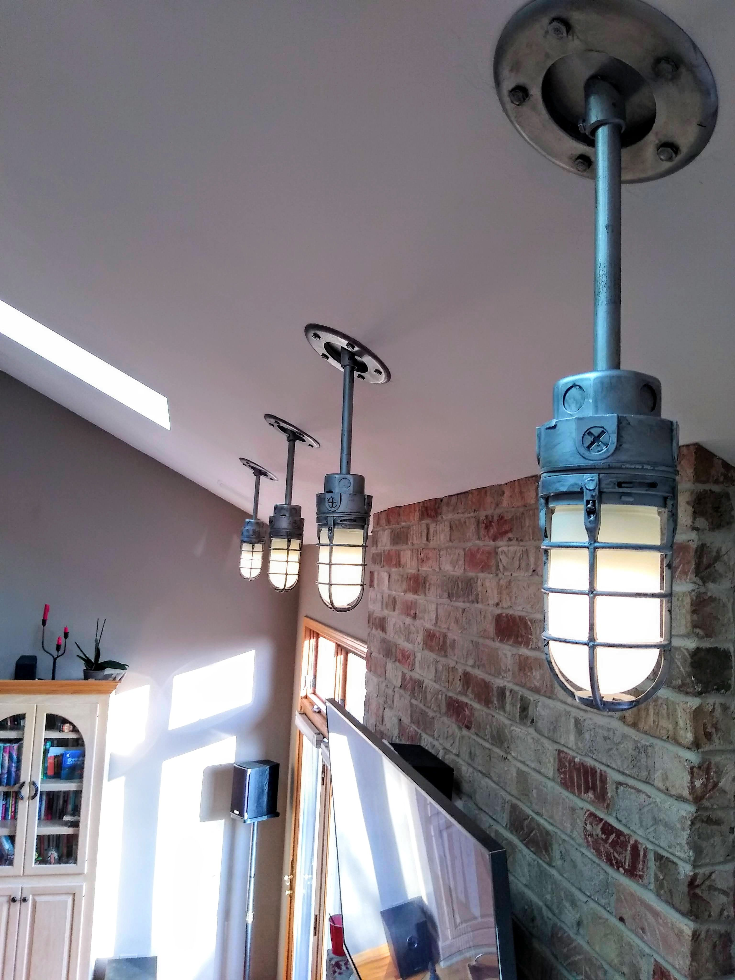 Pin On Diy Industrial Pipe Lamp With Electric Outlet