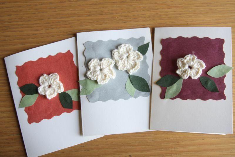 Diy tutorial how to greeting card with crochet flower diy home diy tutorial diy accessories how to greeting card with crochet flower beadcord m4hsunfo