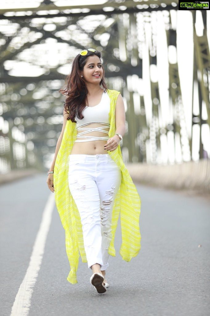 Garuda Actress Ashika Ranganath Latest Cute Hd Gallery -2071