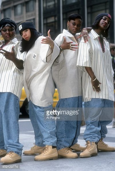 group,xscape,poses,for,a,portrait,in,circa,1993,in,new,york