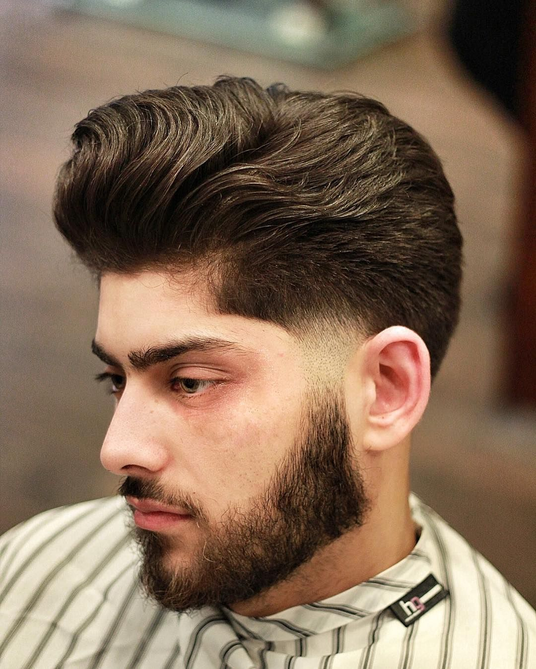 Best haircuts for round faces men awesome  magnetizing menus hairstyles for thick hair  making it