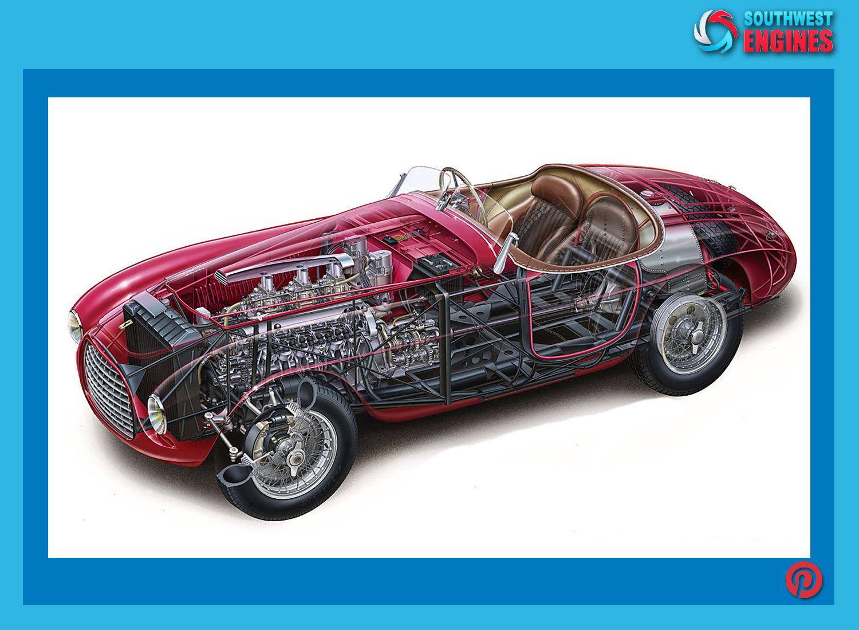 #SouthwestEngines Ferrari Car Engines