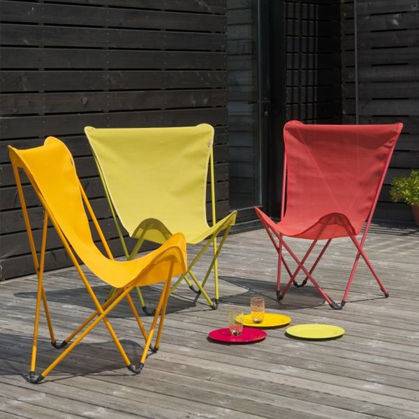 Maxi Pop Up Folding Chair By Lafuma Modernthings