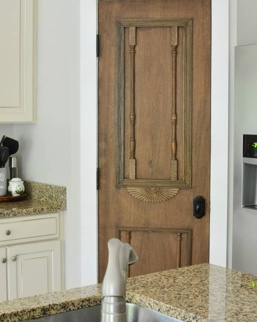 8 Creative Interior Doors That Will Make You Happy On The Inside Doors Interior Black Interior Doors Easy Painting Projects