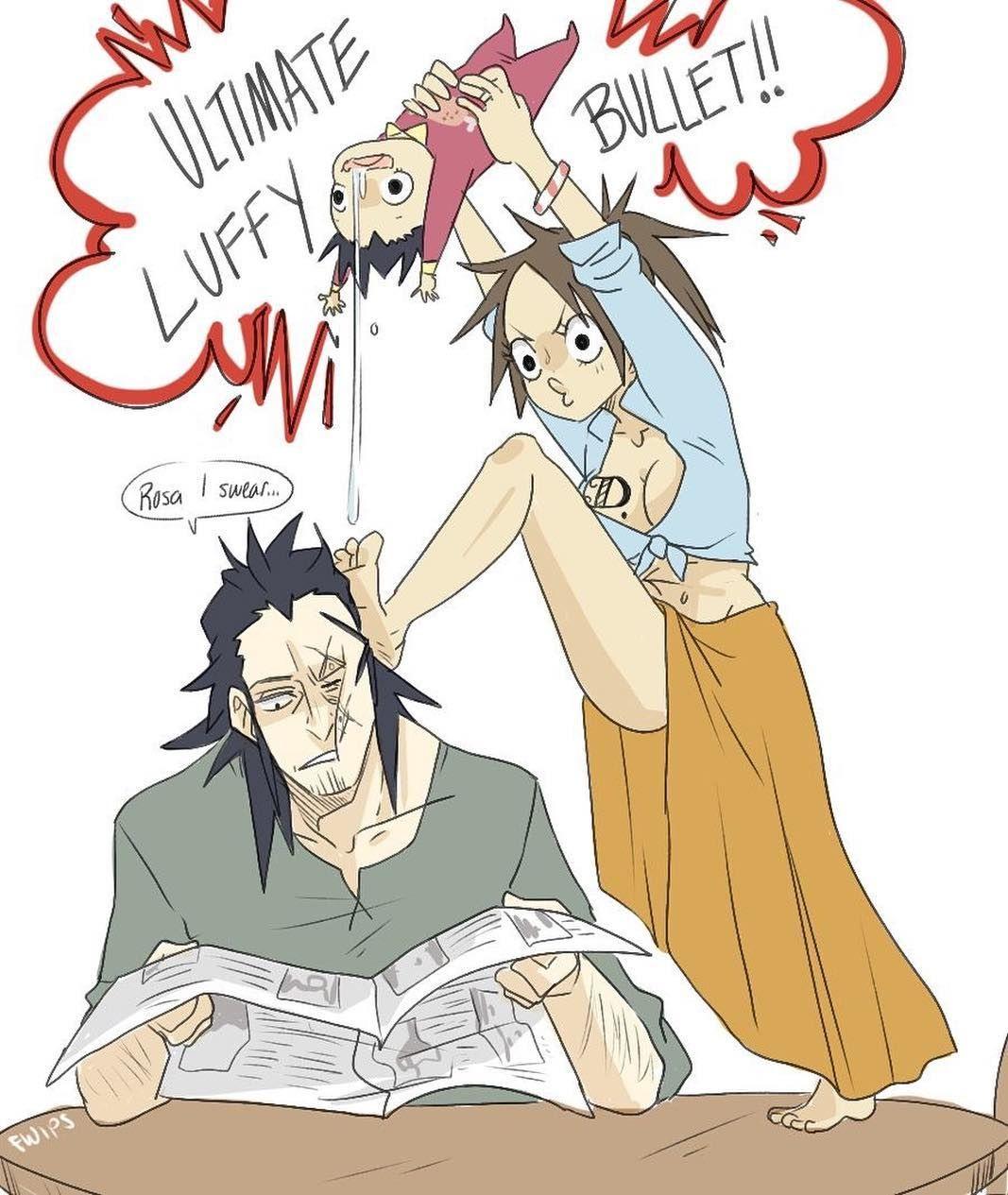 Bocoran one piece episode 989. Luffy Mother Anime One Piece Luffy Nami Onepiece Sanji Usopp Franky Chopard Robin Brooke One Piece Meme One Piece Comic Manga Anime One Piece