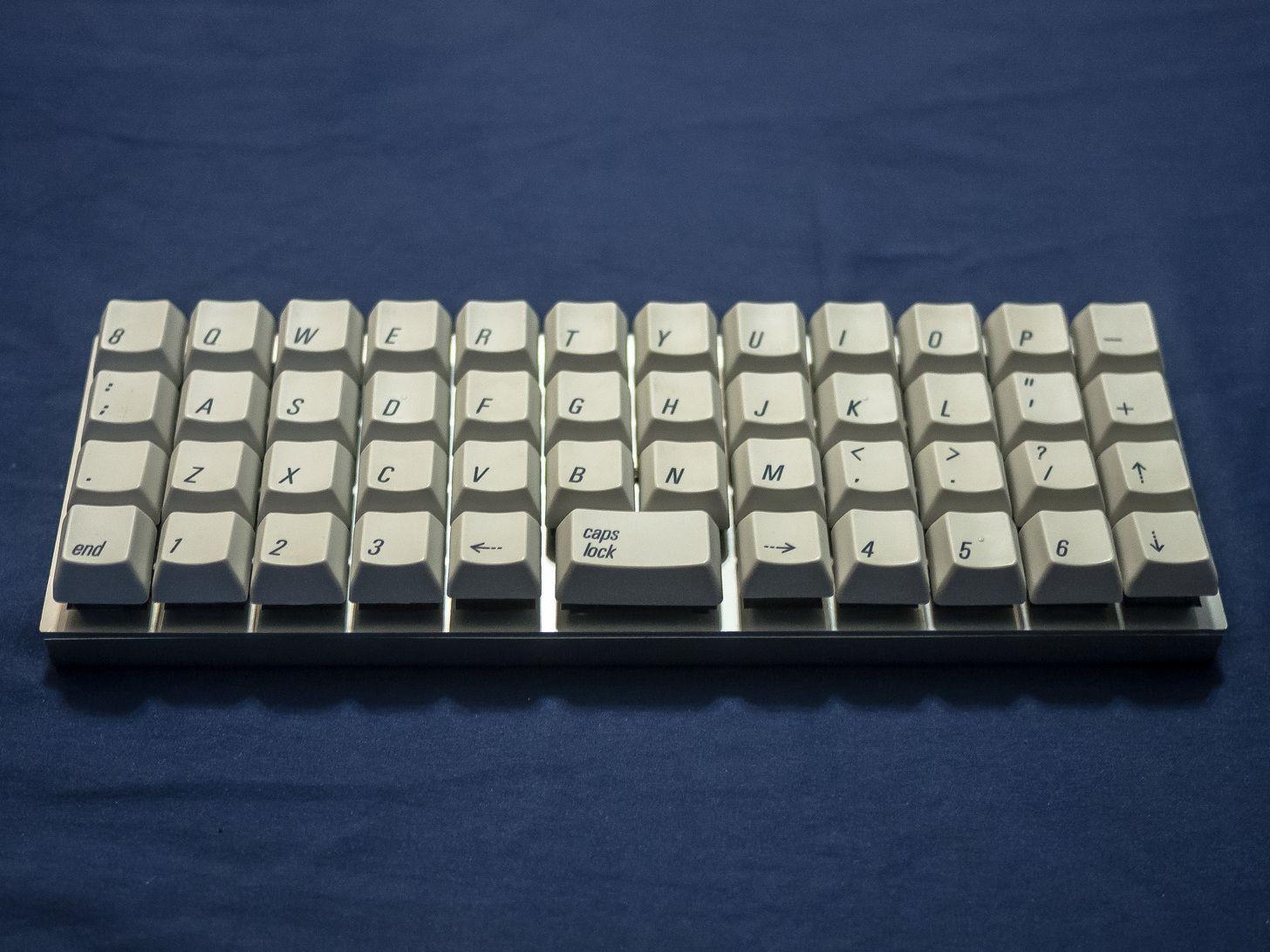 The Apple Abridged Keyboard Keyboard Custom Computer Case Custom Computer