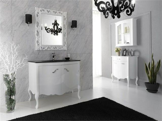 22 meubles salle de bains chic et pratiques | baroque, search and chic - Meubles Baroques Design
