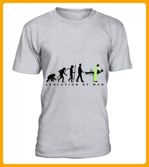 Evolution Zahnarzt 012015 B 3c TShirt - Evolution shirts (*Partner-Link)