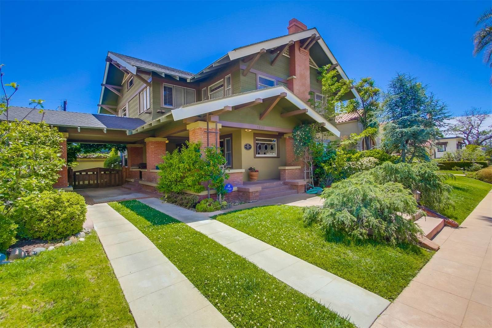 Historic home designation san diego