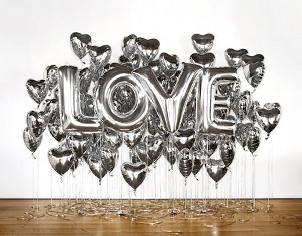 Make a statement \ impress your guests with these wonderful giant - statement letter