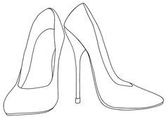 Yucca Flats, N.M.: Wenchkin's Coloring Pages - Day of the Heels plus bonus page