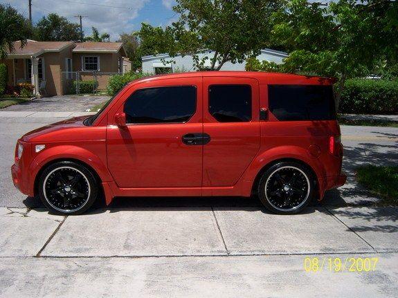 Custom Honda Element Interior Google Search Honda Element
