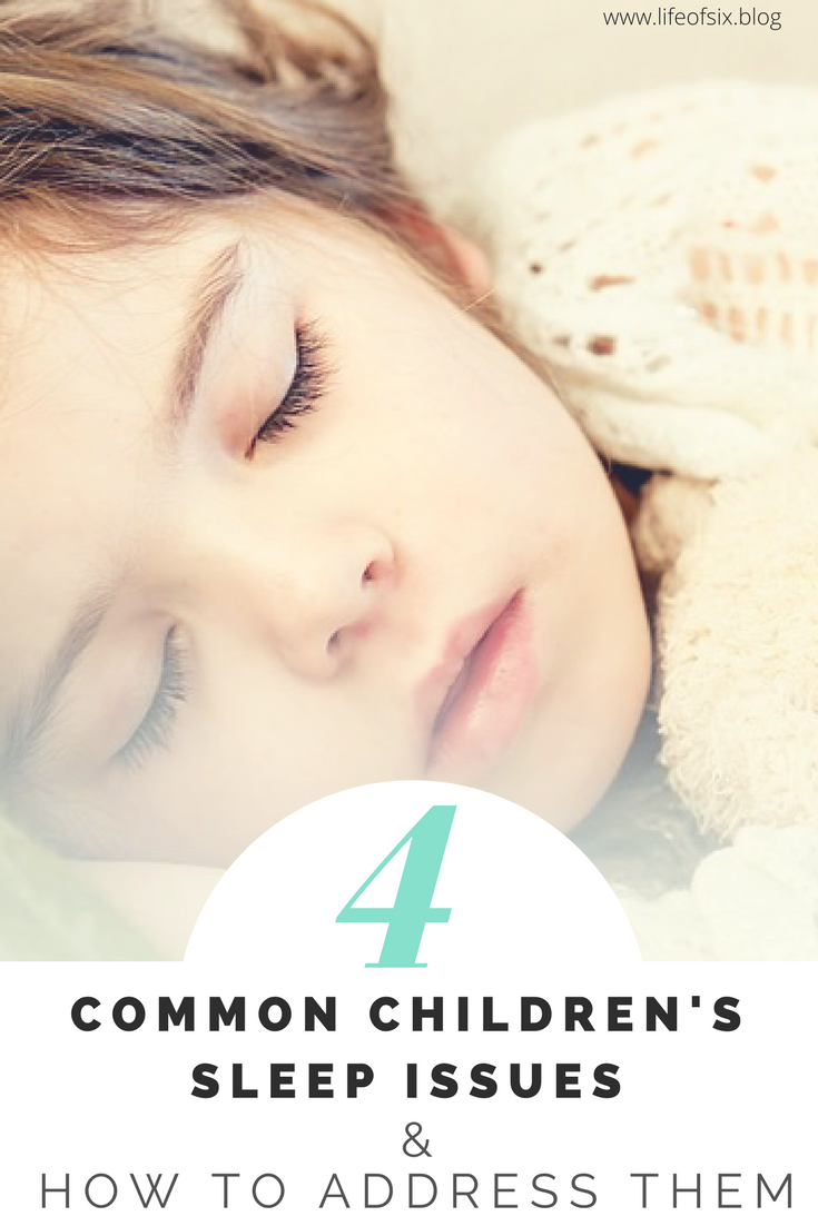 Childrens Sleep Problems Linked To >> Common Children S Sleep Issues And How To Address Them Ways To
