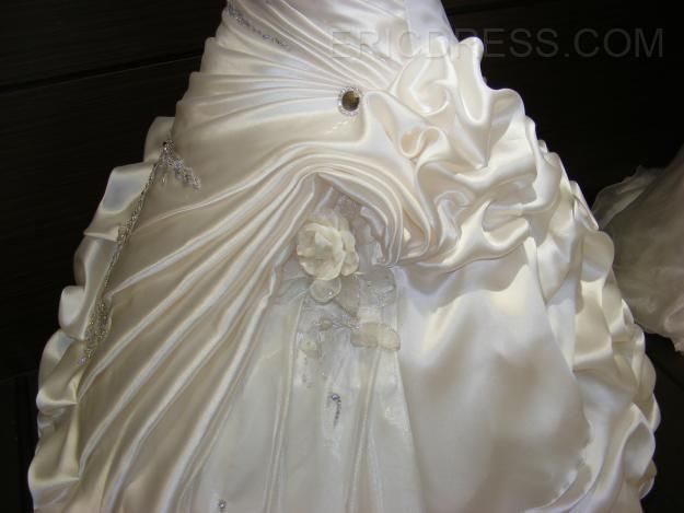 Ericdress Exquisite Ball Gown Beading Wedding Dress 5