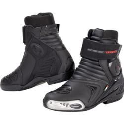 Motorcycle boots & biker boots -  Vanucci Rv7 boots black 44 VanucciVanucci  - #amp #ankletattoo #biker #Boots #cooltattoo #dogtattoo #feathertattoo #motorcycle