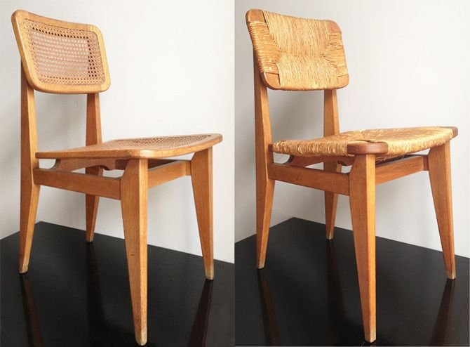 Marcel Gascoin Jean Baptiste Bouvier Furniture Seating Dining Chairs