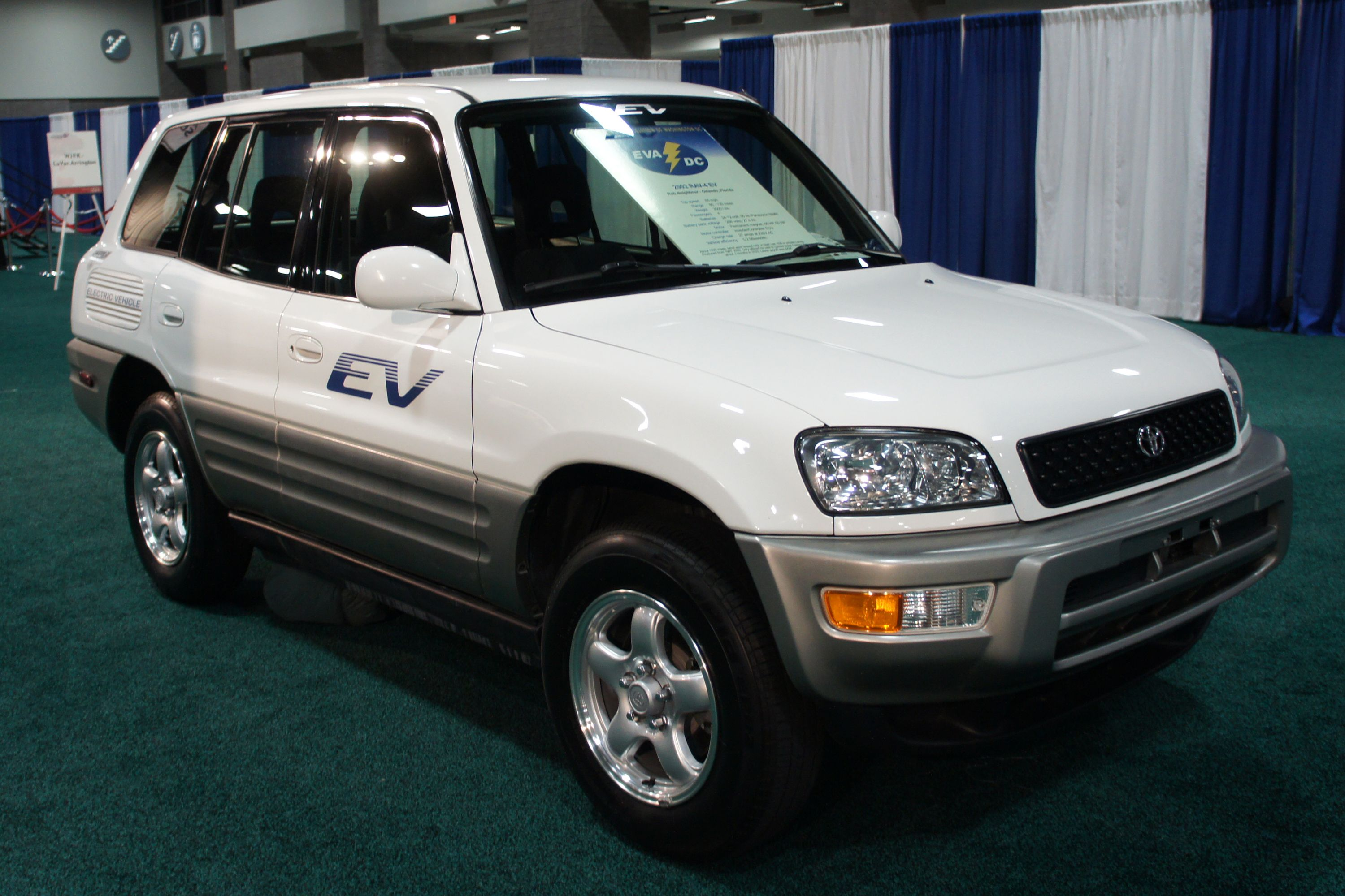 Toyota rav4 ev wikipedia the free encyclopedia