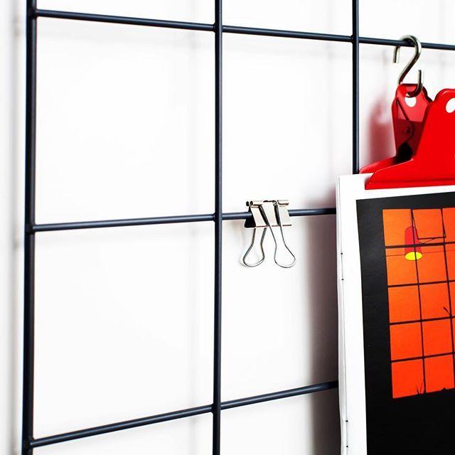 Wire Mesh Memo-board Designed By Block