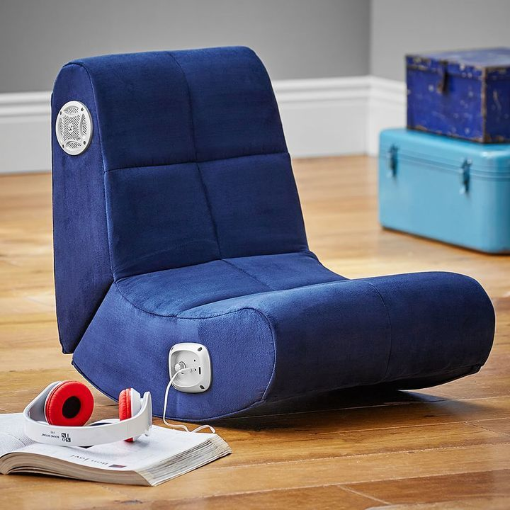 This Gaming Chair Would Be Perfect For My Sonu0027s Room. It Has Built In  Speakers