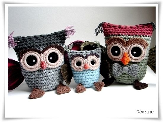 l'histoire continue | CROCHET- animals, bags, rugs ...
