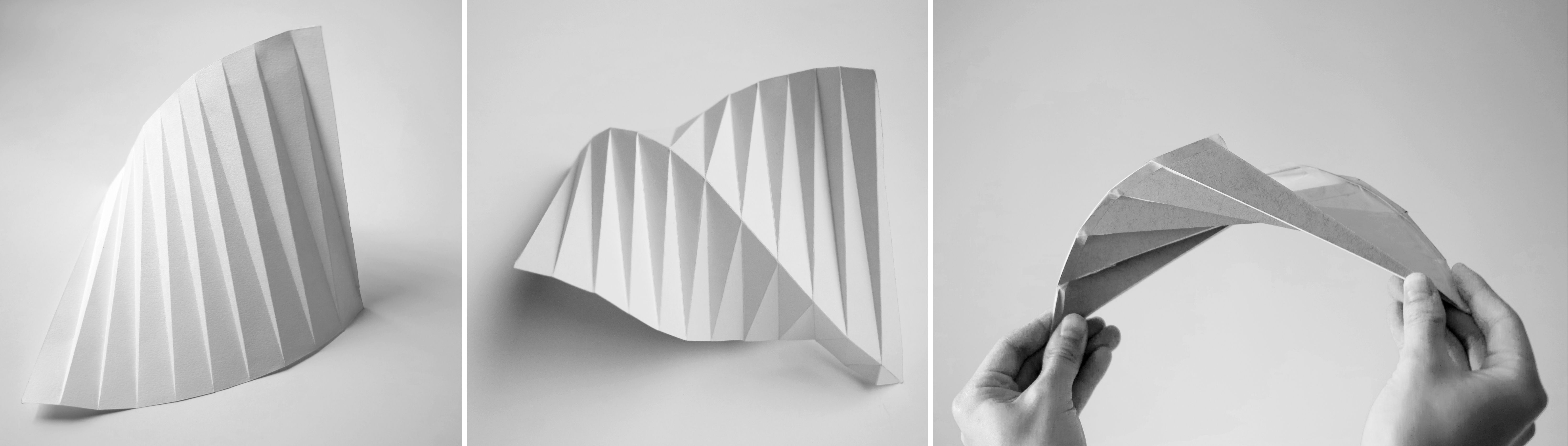 Paper Folding Structures Architecture Architecture