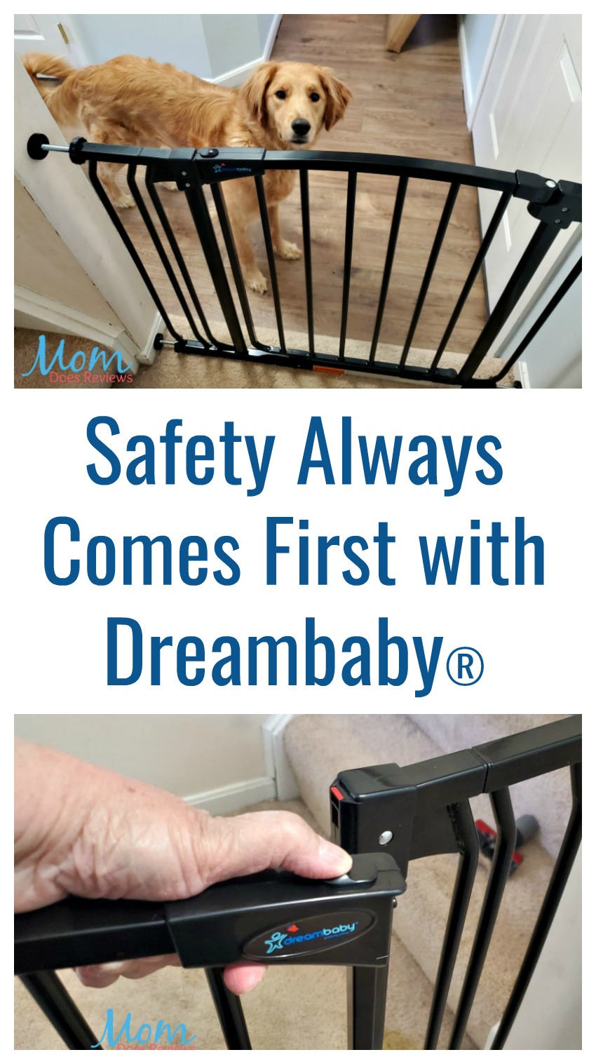 Safety Always Comes First with Dreambaby® MegaChristmas19