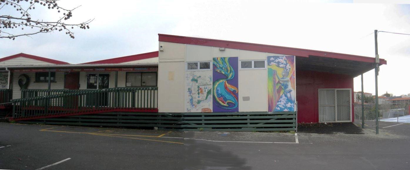 Waitakere Community Resource Centre. Ratanui St, Henderson