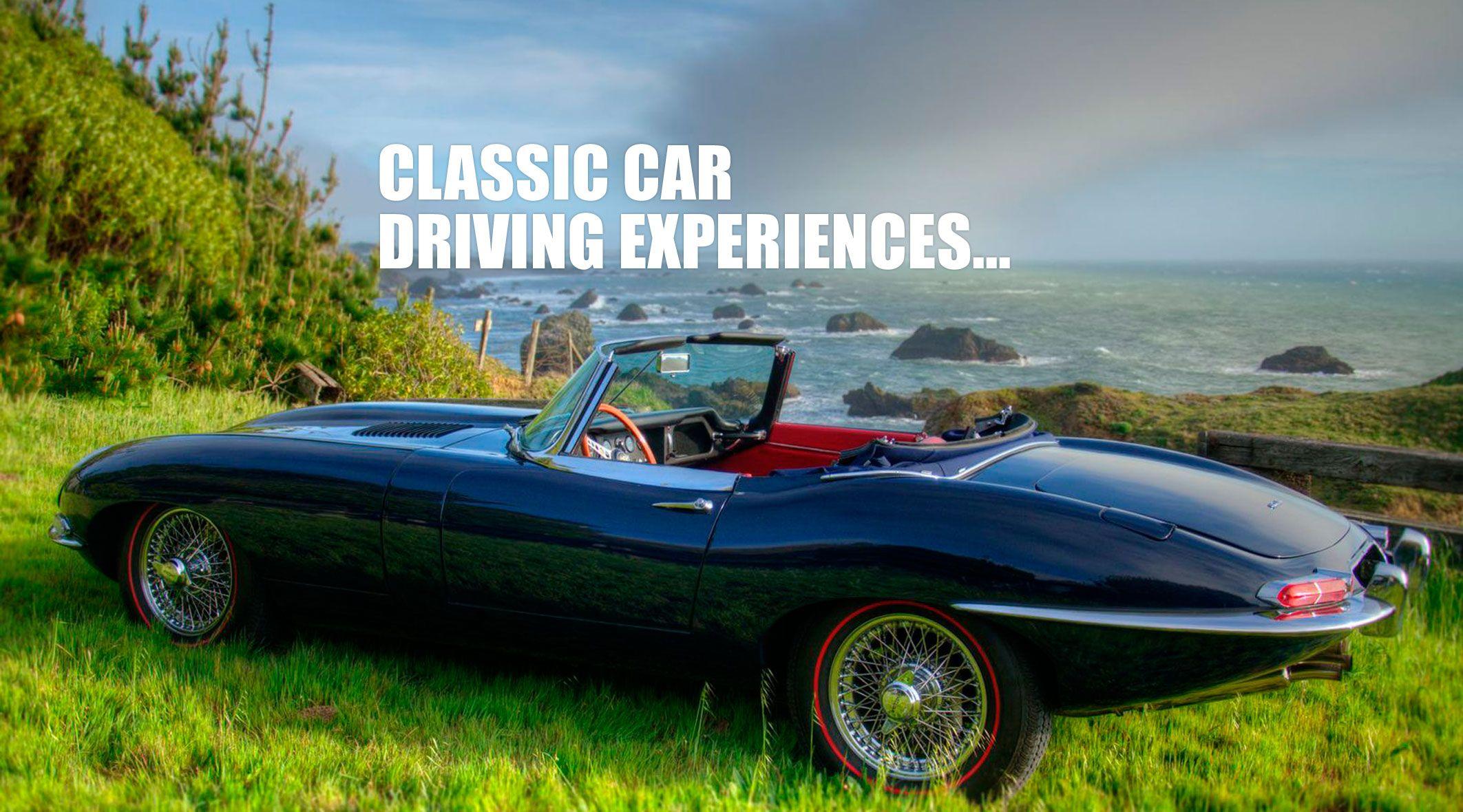 Classic Car Driving Experience Napa San Francisco Napa