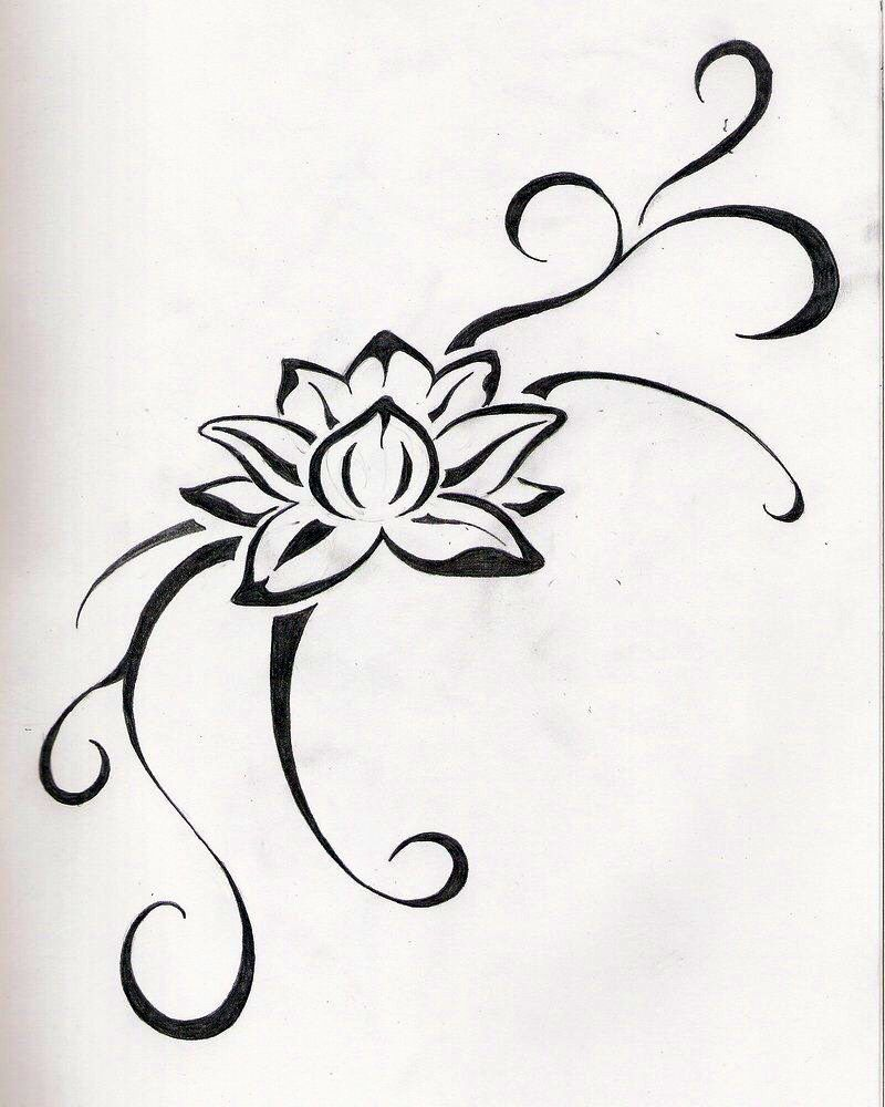 Just the lotus flower tattoo ideas pinterest lotus flower just the lotus flower izmirmasajfo