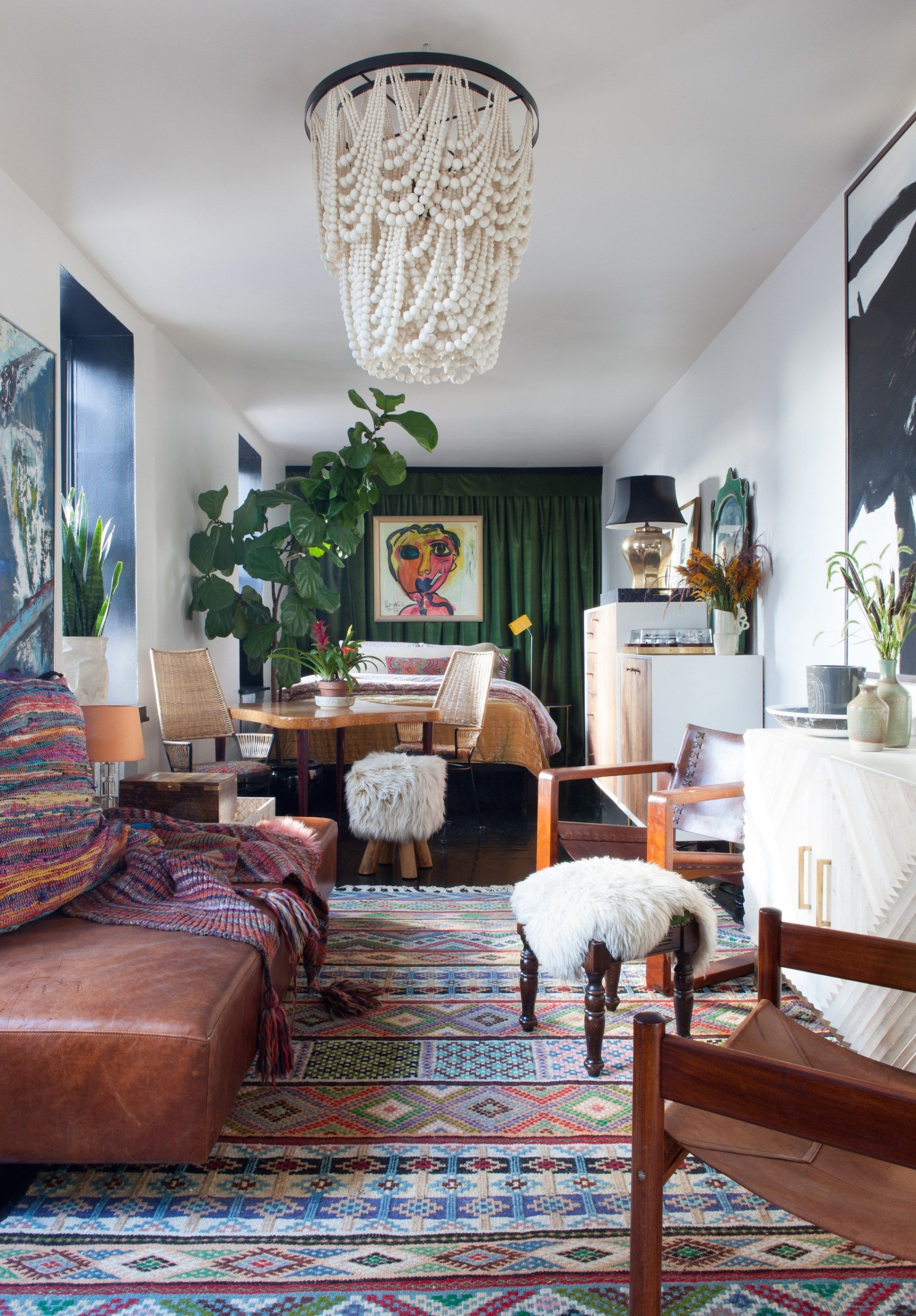 Eclectic Collector Living Room Lovely 10 Best Ways To Display