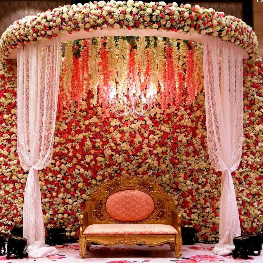 Top 51 Wedding Stage Decoration Ideas (Grand & Simple ...