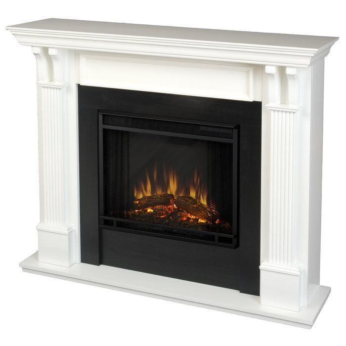 Ashley Electric Fireplace #ledtechnology