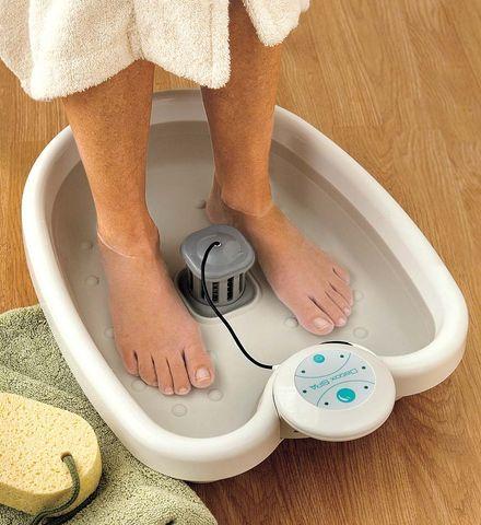 Foot Spa Detox Machine Gaiam Foot Detox Bath Foot Detox Ionic Detox