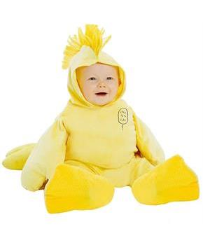 Peanuts Woodstock Infant Costume - PartyBell.com