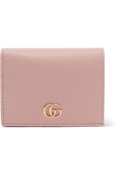 info for 5a544 2764c Gucci | Marmont Petite textured-leather wallet | NET-A-PORTER.COM ...