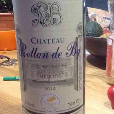 Château Rollan de By - France - Medoc - 2012 #mywinebook #vin #wine #vino - http://appstore.com/mywinebook