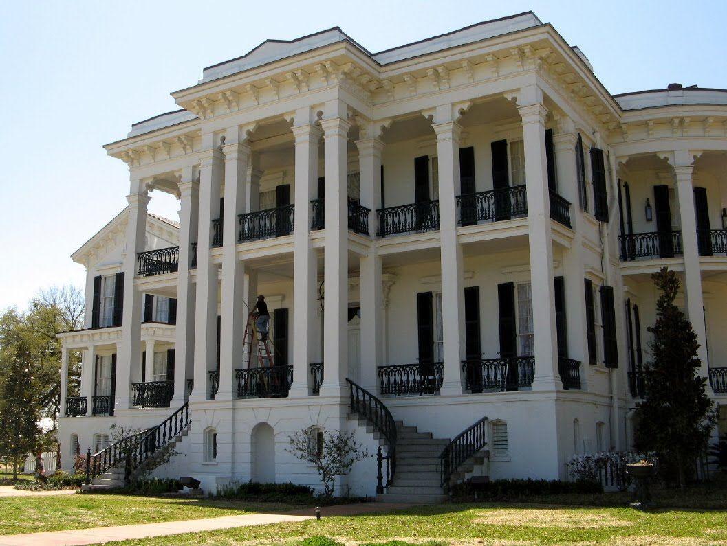 Old Plantation Homes | Mary's Ramblin's: NOTTOWAY PLANTATION HOUSE