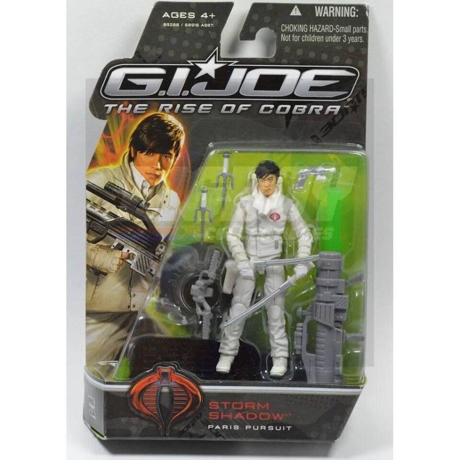 g.i.joes Storm shadow, Gi joe storm shadow, Action figures