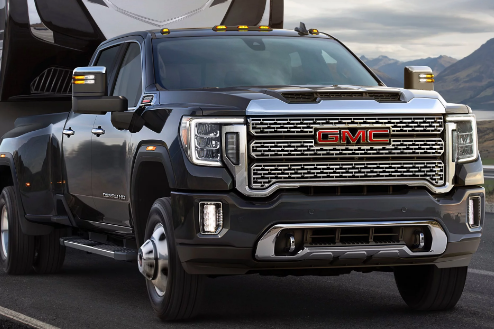 2021 Gmc Sierra 3500 Denali Redesign Exteriors And Powertrain