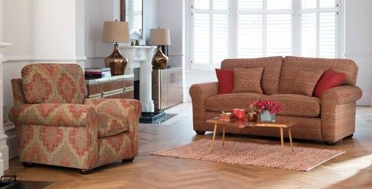 The Parker Knoll Newark Sofa And Chair