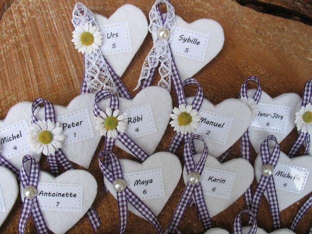 Herz Ist Trumpf Bei Einer Hochzeit Speziell Fur Die Netten