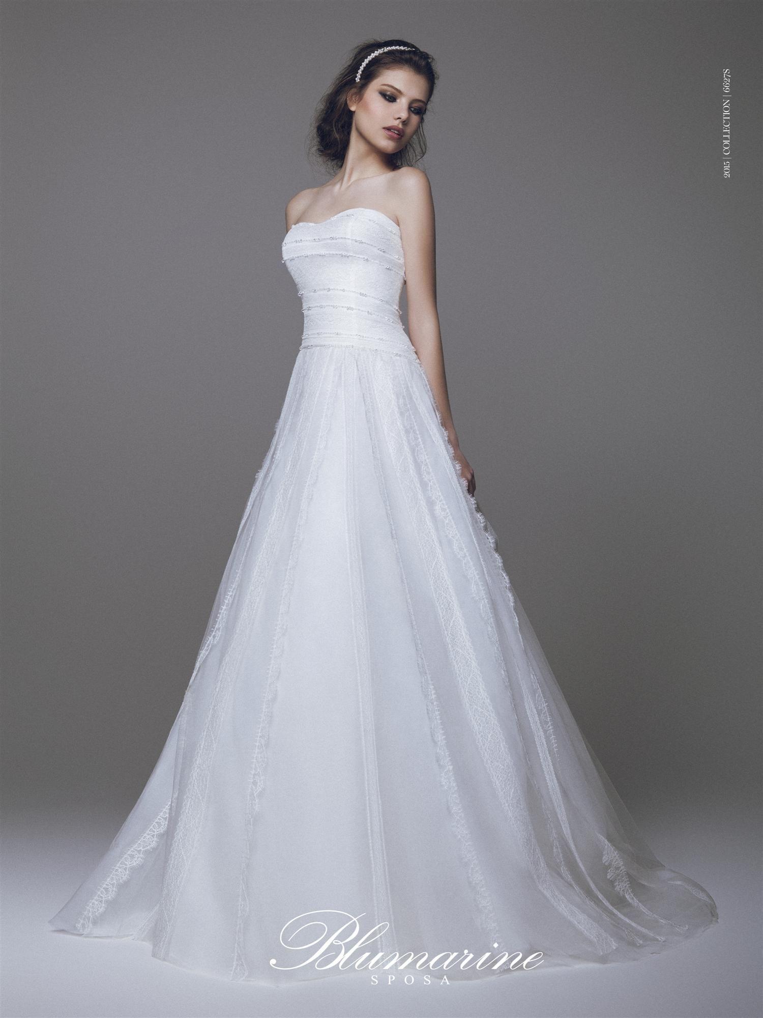 Blumarine sposa wedding gown love pinterest gowns and